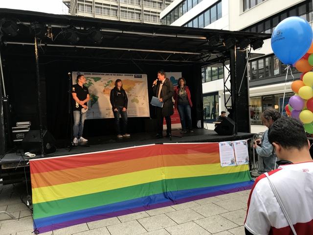 IDAHOT Stuttgart 2018