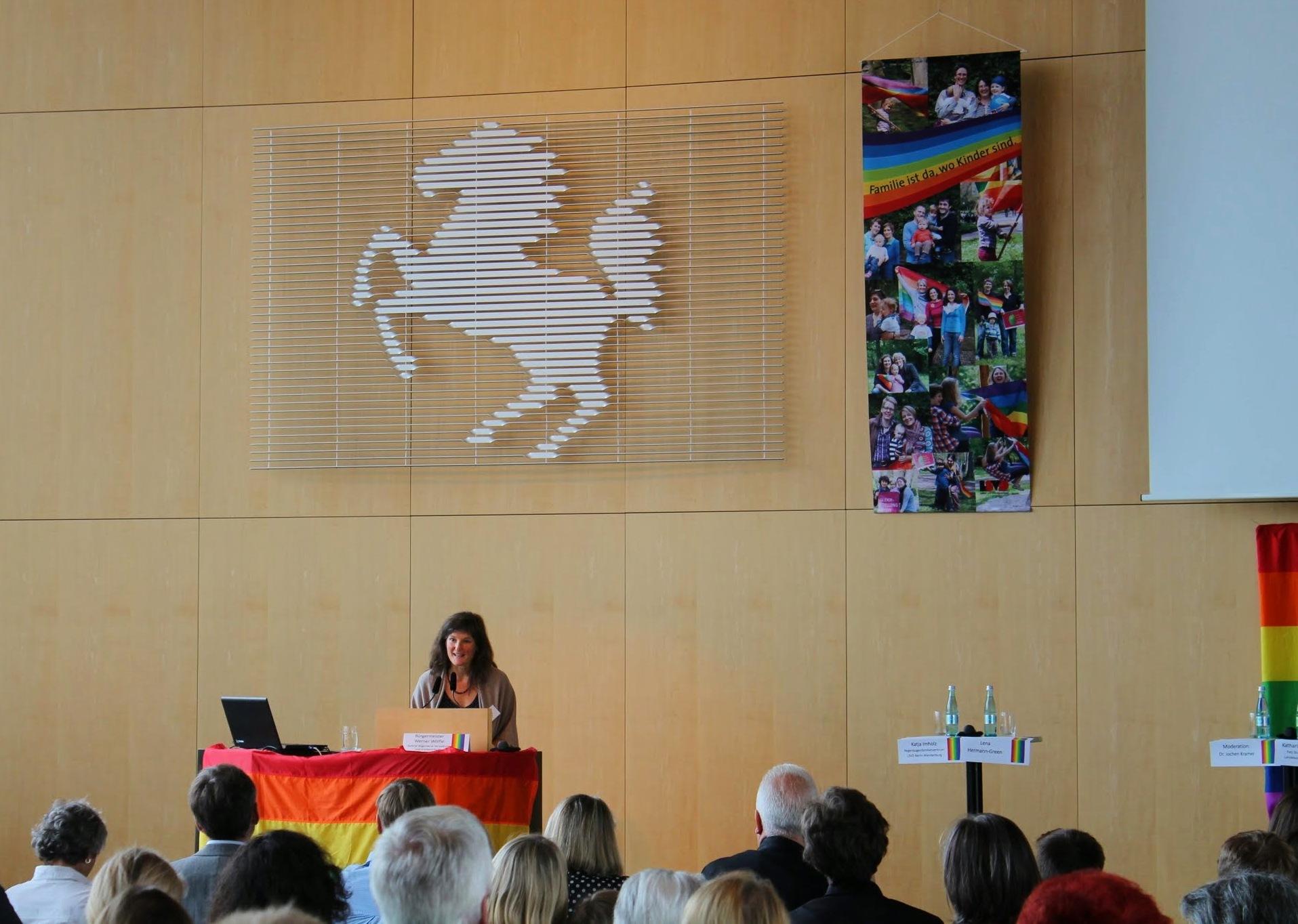 Regenbogenfamilientag Stuttgart 2014