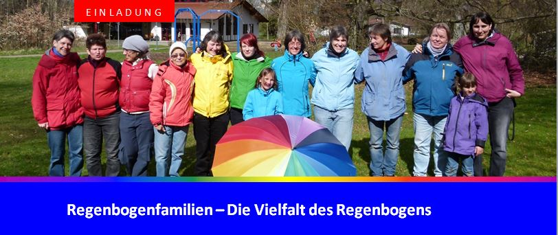 Regenbogenfamilienseminar, Foto: Pascale Becker-Carnetzki
