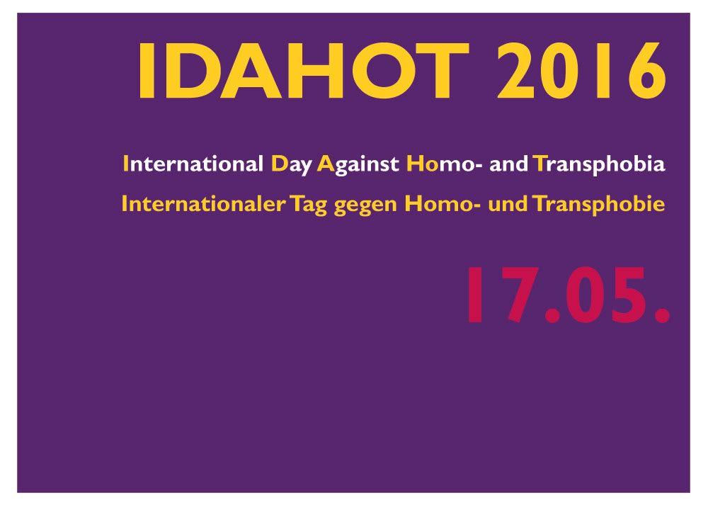 IDAHOT 2016